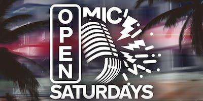 Miami LIVE Open Mic Saturday 2/23/19 - DJ Killa K