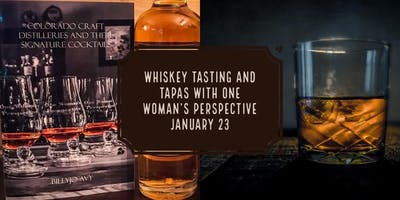 Whiskey & Tapas Tasting with One Woman\