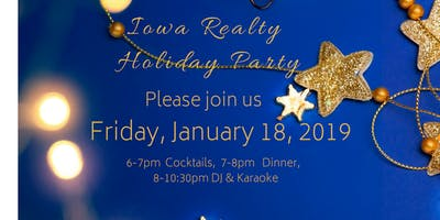 Eastern Iowa Realty Holiday Party