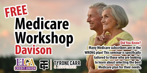 Free Medicare Workshop - Davison