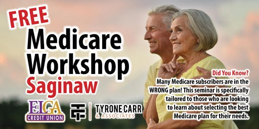 Free Medicare Workshop - Saginaw