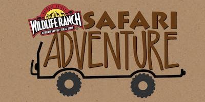 Safari Adventures ~ Natural Bridge Wildlife Ranch Guided Safari Trek