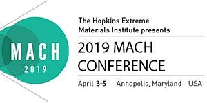 The 2019 Mach Conference
