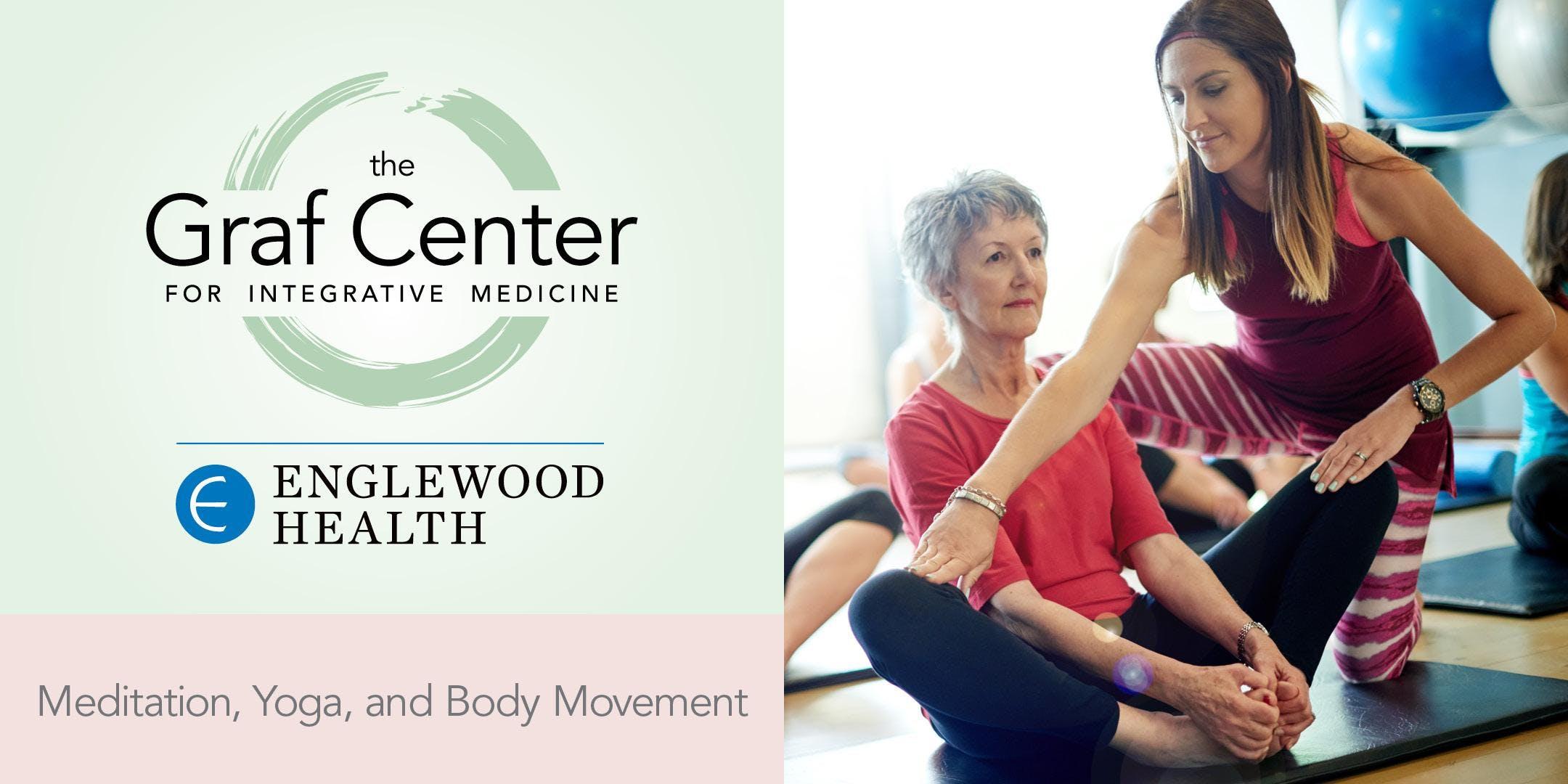 More info: Yin Yoga