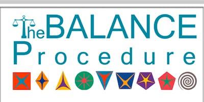 The Balance Procedure - Level 1 & Accredited Level 2