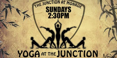 Yoga Sundays at The Junction