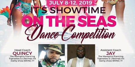 ITS SHOWTIME DANCE COMPETITION LIVE ON THE SEAS  tickets
