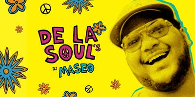 DJ Maseo (De La Soul) with Gordo Cabeza (MOM DJ's) & SpydaTek (Mad Decent)