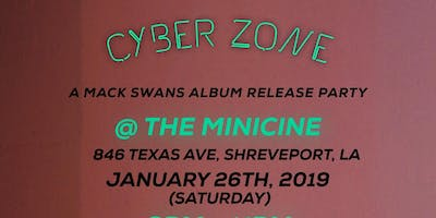 Cyber Zone Album Release Party