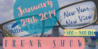 Designer Eyewear Trunk Show at Allied Eye