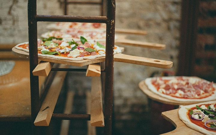 Afbeelding van Workshop pizza bakken in de houtoven