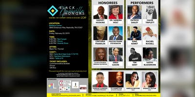 Black Nashville Honors Scholarship Gala 2019