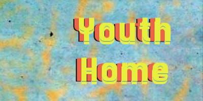 Saad, Ultraviolet Ocean, Youth Home, Quiet Cove