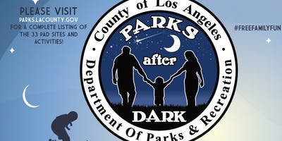 Los Angeles County Parks After Dark - Interest Form