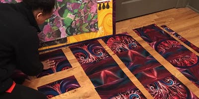 Begin to Quilt: Backing