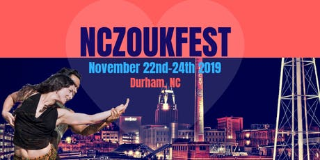 NCZOUKFEST 2019 tickets