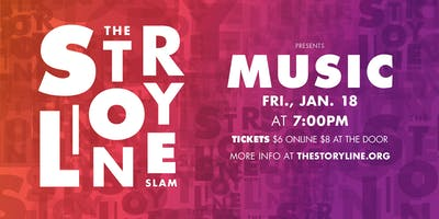 The Storyline SLAM: Music