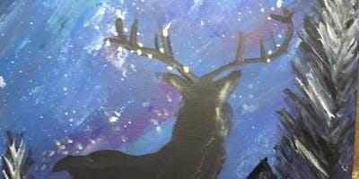 Pour & Paint Mystic Winter