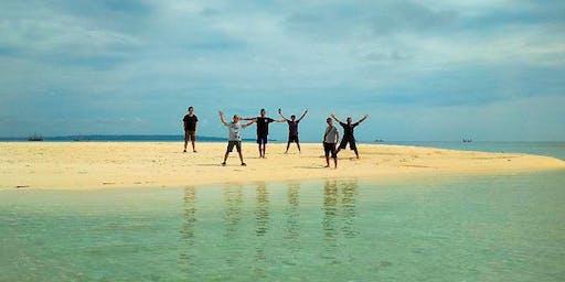 Open Trip Gili Labak - Pantai Sembilan Madura - IDR 250K/pax