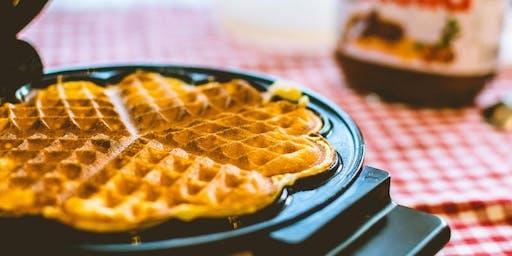 Waffle Wednesdays at Vibe