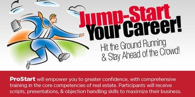 ProStart Training Program: 7 Days Over Two Weeks May 20-31st