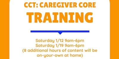 CCT: Caregiver Core Training for Foster Parent Licensing