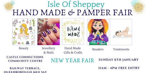 Hand Made And Pamper Fair