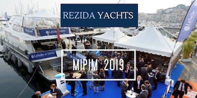 Register your interest - rent yacht during MIPIM 2019