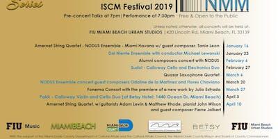 New Music Miami / ISCM Festival