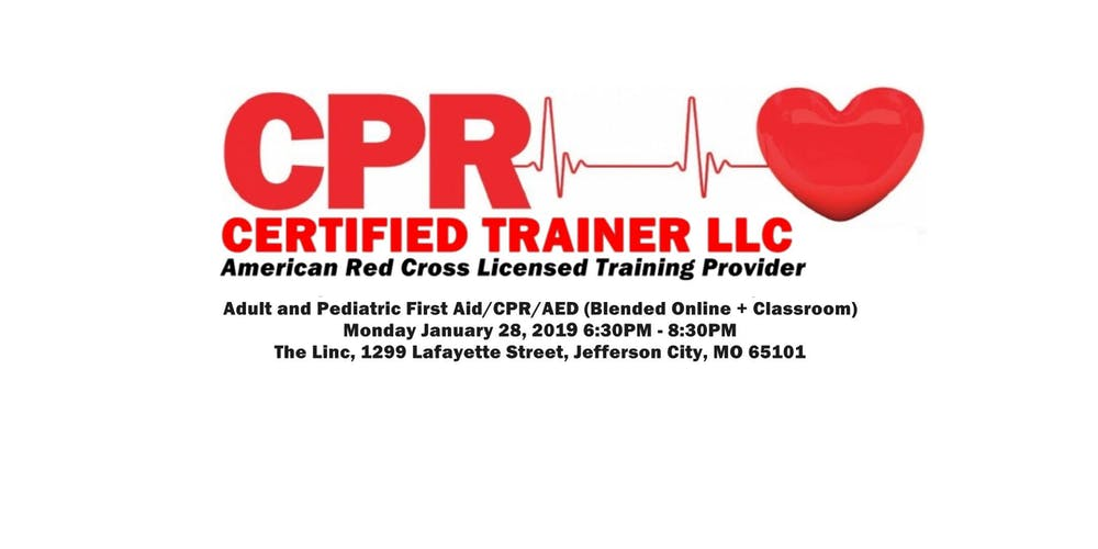 Adult And Pediatric First Aid Cpr Aed Certification Class