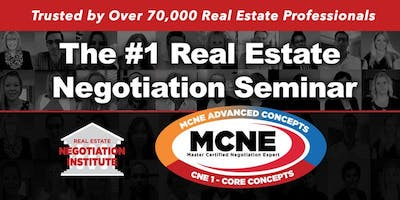 CNE-1 Certified Negotiation Real Estate Training - Fort Collins, CO