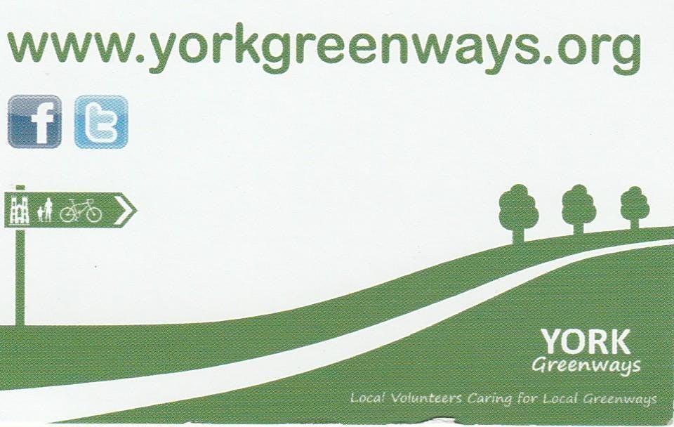 York Greenways AGM