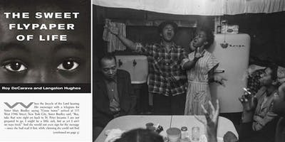 """""""The Sweet Flypaper of Life"""" by Roy DeCarava and Langston Hughes"""