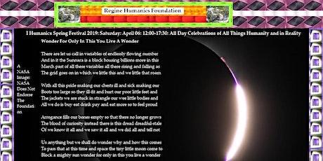 I Humanics Spring Festival 2020 tickets