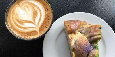 Coffee & King Cake