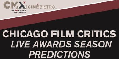 Chicago Film Critics Live Awards Season Predictions