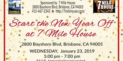 Start the Year Off @ 7 Mile House 2019 NETwork@Nite Mixer