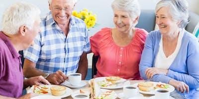Senior Circle Senior Cares Connection Breakfast