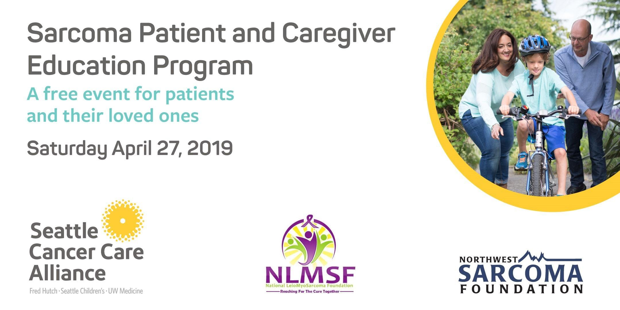 Sarcoma Patient and Caregiver Education Progr
