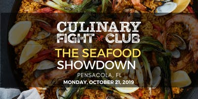 Culinary Fight Club: Seafood Showdown - PENSACOLA