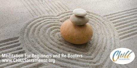 Meditation for Beginners and Rebooters tickets