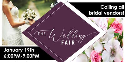 Wedding Fair Vendor Application