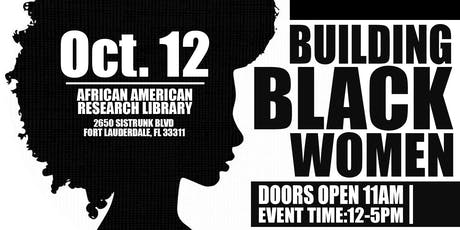 Building Black Women Summit & Expo tickets