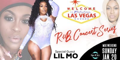 Las Vegas R&B Concert Series Featuring Lil Mo