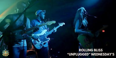 "Open Mics, Jam Session, and Live Music at ""Unplugged"" Wednesday's"