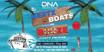 BEATZ, BOATS, & BOOZE Summer Hawaiian Party Cruise! Memorial Day weekend
