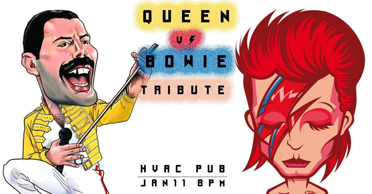 Queen vs. Bowie: Live Band Tribute