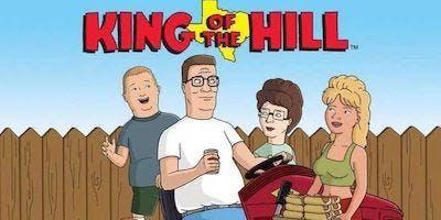 King of the Hill Trivia Night!