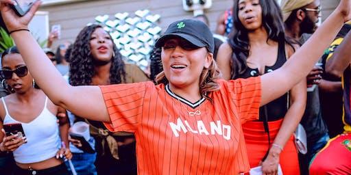 SkyLineDC Decades Sundays Party AfroBeats; HipHop; Soca {Jul 14}