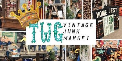 TWG Vintage Junk Market- Mesquite Texas